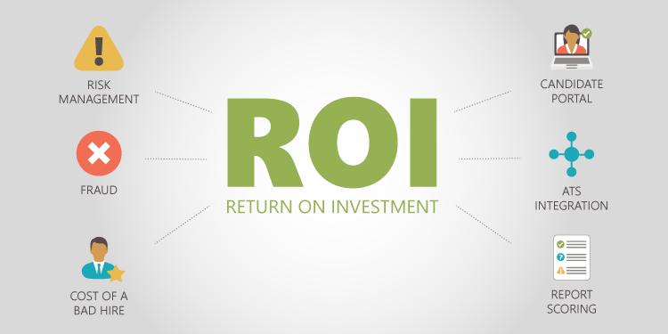 Background Screening ROI