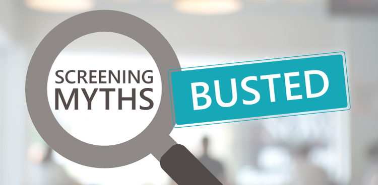 Read the Blog - 9 Background Screening Myths Busted!