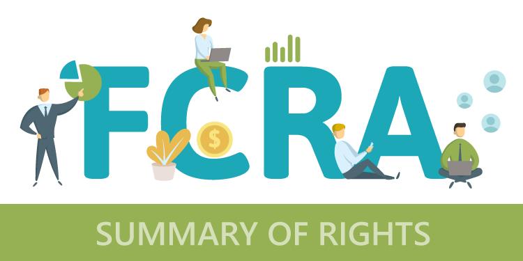 FCRA Summary of Rights