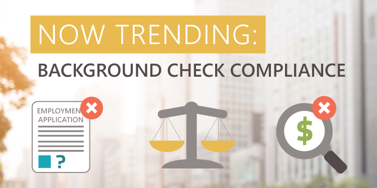 Background Check Compliance Trends